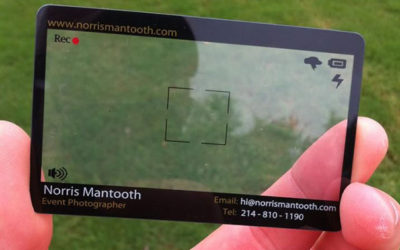 10 Awesome Business Cards & How They'll Make Your Customers Smile